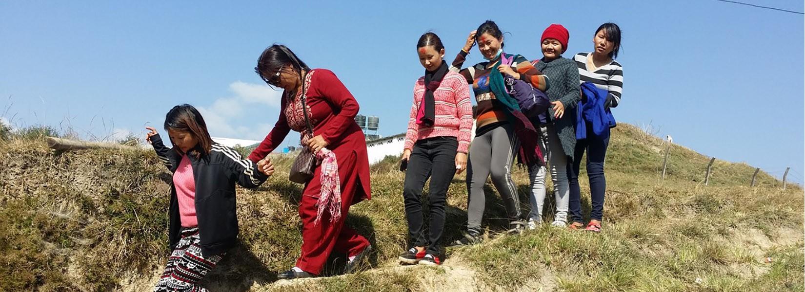 Nepal Famous Scenic Hill Tour
