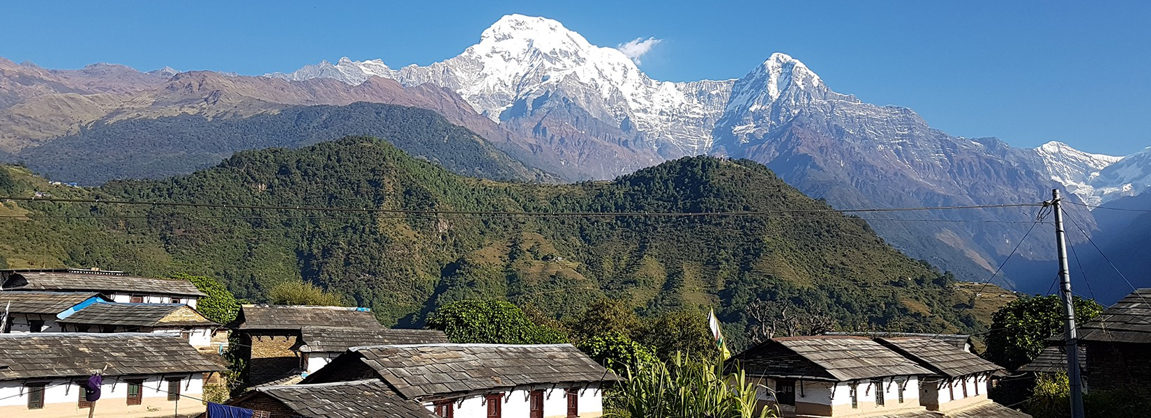 Poon Hill And Annapurna Base Camp Trekking