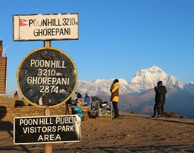 Poon Hill Himalayan Panorama