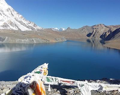 Tilicho Lake Semi Annapurna Circuit Trekking